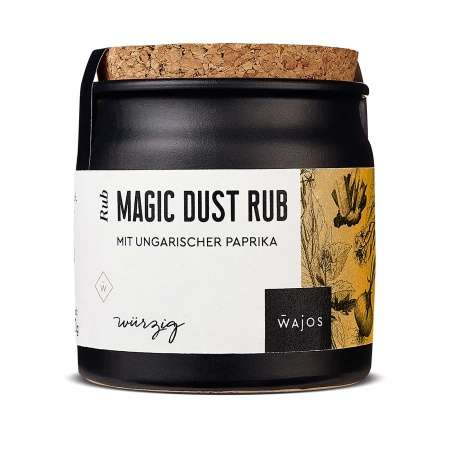 Wajos Magic Dust Rub | Hofmann´s Genuss-Shop