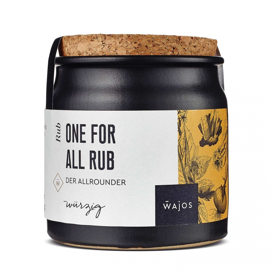 Wajos One for all Rub | Hofmann´s Genuss-Shop